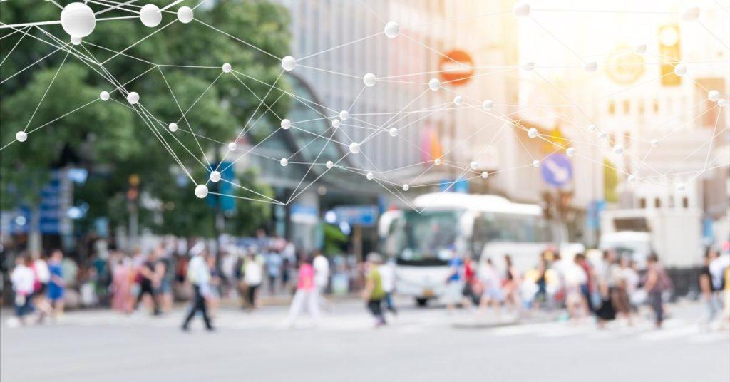 Städte machen sich auf den Weg zur Smart City.