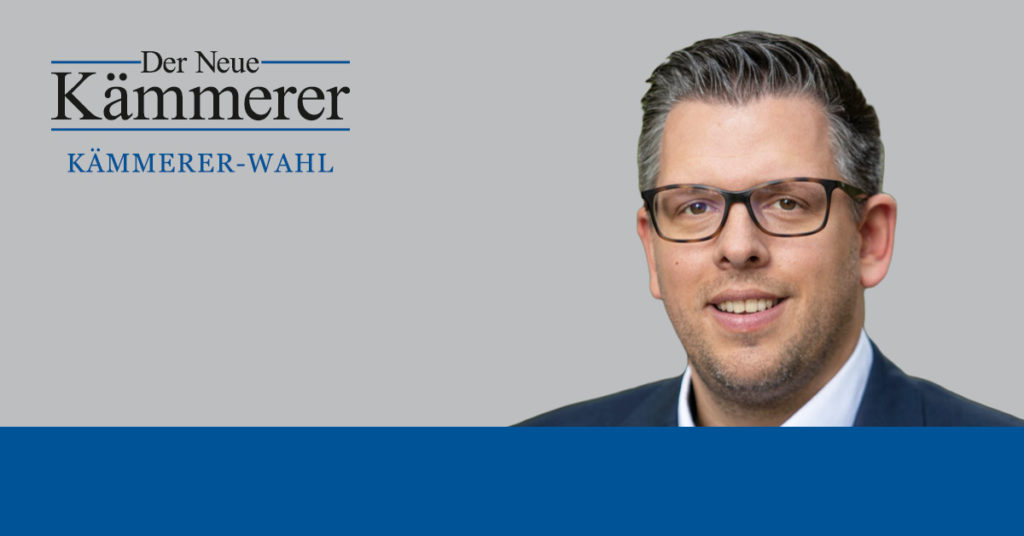 Der Kämmerer der Stadt Schwerte, Niklas Luhmann, hat den Kämmerer-Wahl Fragebogen beantwortet.