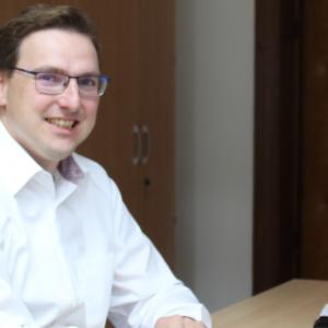 Matthias Stopp ist neuer Kämmerer in Aue-Bad Schlema.