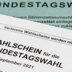 Bundestagswahl am 26. September: DNK hat nachgefragt, was die Kämmerinnen und Kämmerer von der neuen Regierung erwarten.