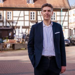 Dirk Hofmann ist neuer Erster Stadtrat und Kämmerer im hessischen Kelkheim.