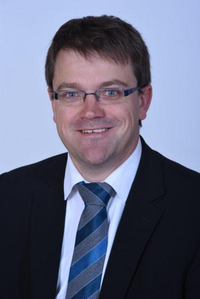 War CFO, bevor er Kämmerer in Hatzfeld an der Eder wurde: Björn Jäger. Quelle: privat