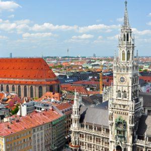 München belegt in diesem Jahr den ersten Platz beim Smart City-Ranking.