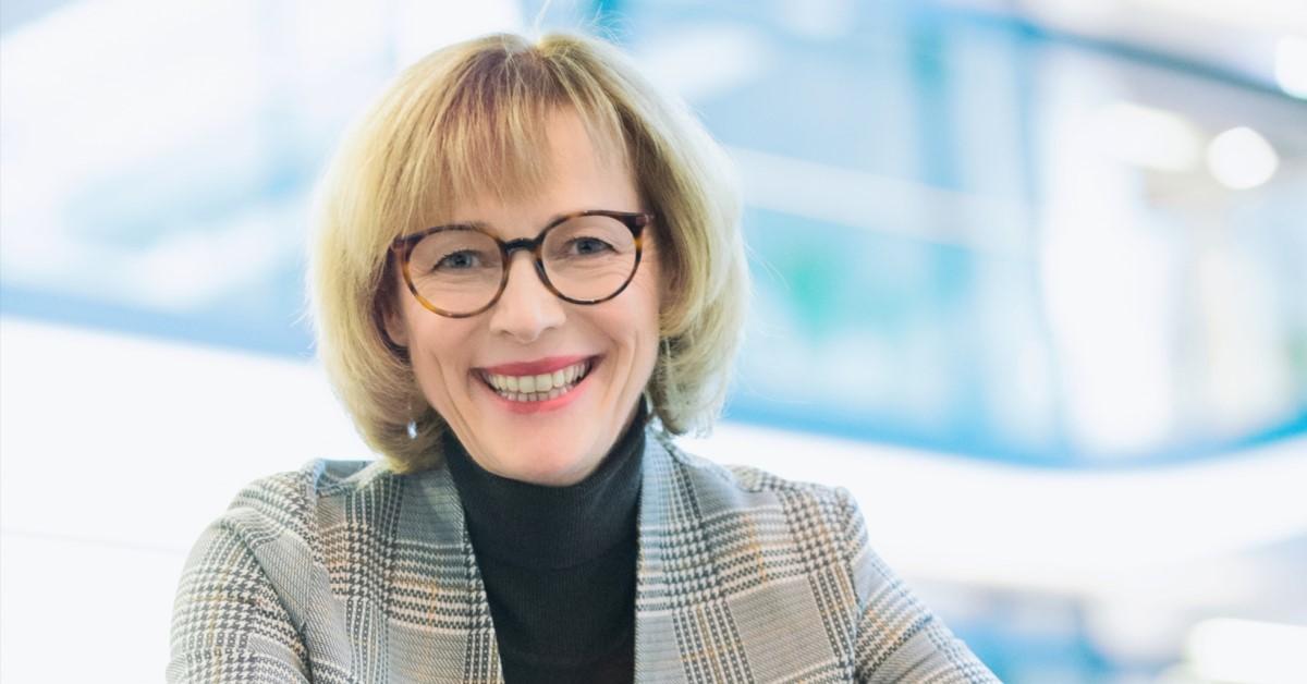 Karin Welge sieht sich zwar nicht als Frauenrechtlerin, will dem weiblichen kommunalen Nachwuchs dennoch Mut machen, sich für eine Karriere im Finanzbereich zu entscheiden.
